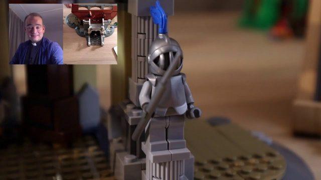 Let's continue building the LEGO Disney Castle (Set 71040 live build)