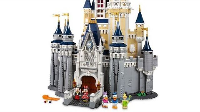 Welcome to my LEGO live stream! Building The Disney Castle (71040)