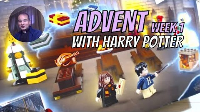 Advent with Harry Potter Lego