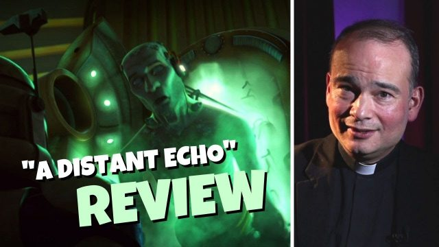 A Distant Echo Review - Priest reviews Star Wars: The Clone Wars Season 7 episode 2
