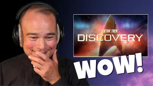 Star Trek Discovery Season 3 Trailer Reaction!!!