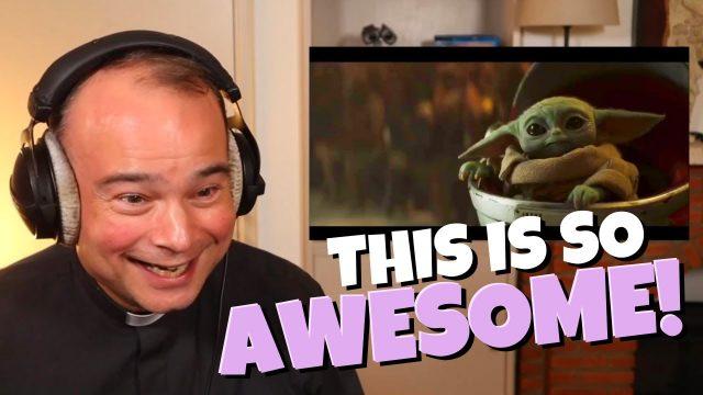 The Mandalorian Season 2 Trailer Reaction!!! Reaction video and analysis!