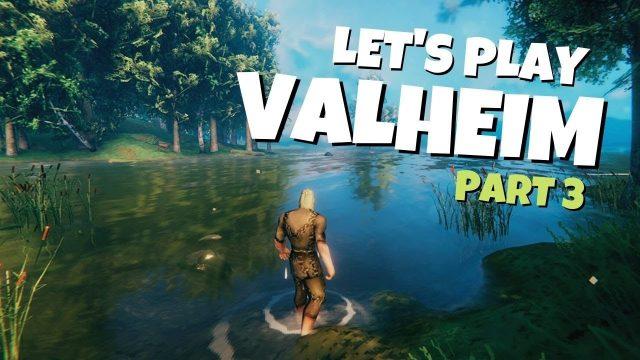 🔴 Let's Play Valheim! Part 3
