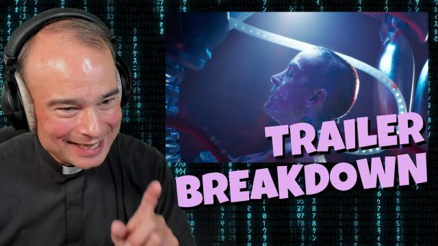 My breakdown and analysis of the Matrix Resurrections Trailer!