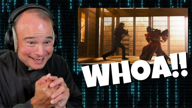 Priest reacts to The Matrix Resurrections Trailer!