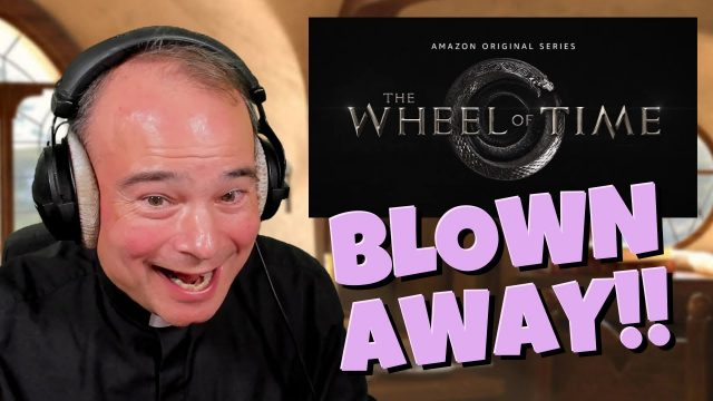 Priest watches the Wheel of Time Teaser Trailer - Reaction Video!