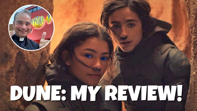 I saw Dune!! Here is my spoiler-free review!